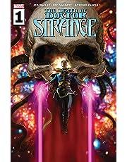 Death of Doctor Strange (2021) #1 (of 5) (Death of Doctor Strange (2021-)) (English Edition)