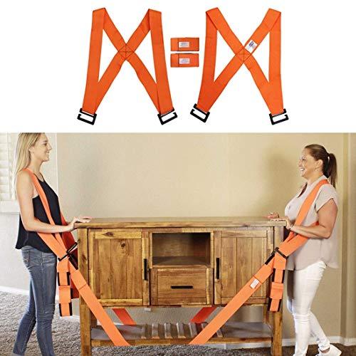 Gift geven Onderarm Heftruck Mobiele Huis Meubilair sloop Effectieve Beweging met Boom Strap, Afmetingen: 20 * 13 * 6,0 cm Thuis