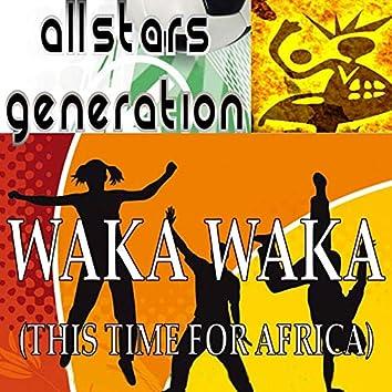 Waka Waka (This Time for Africa) (Lysark & Simone Farina Remix)