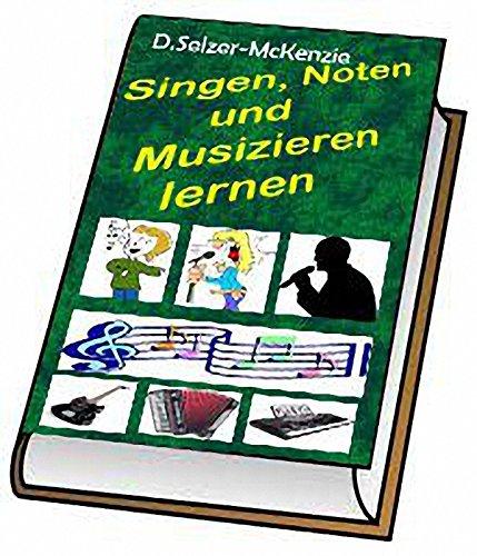 Singen, Noten, Musizieren Gitarre und Keyboard lernen
