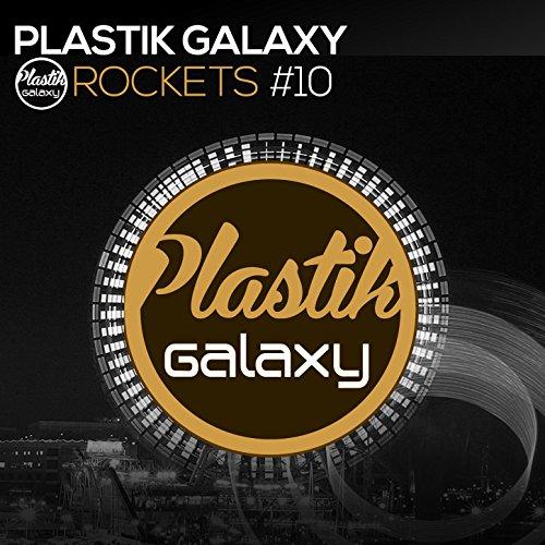 Plastik Galaxy Rockets 10