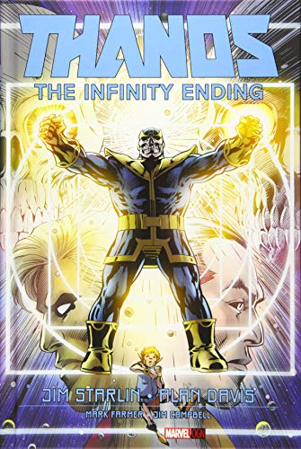 Compare Textbook Prices for Thanos: The Infinity Ending  ISBN 9781302908164 by Davis, Alan,Starlin, Jim