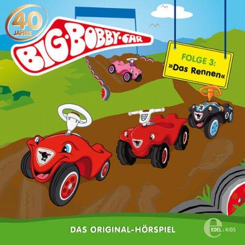 Das Rennen (BIG Bobby Car 3) Titelbild