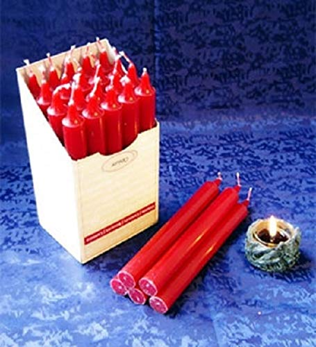 G&S Kerzen Duftkerzen Opium 20 Stück
