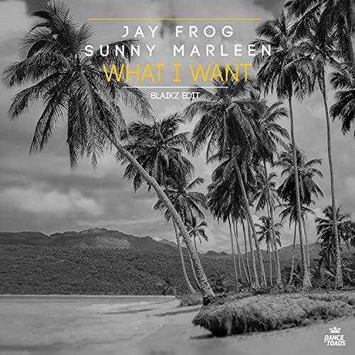 Jay Frog & Sunny Marleen