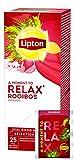 Lipton aromatisierter Rooibos Tee 3er Pack
