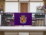 Oedim Bandera de Jaén Capital Sin Palo   150x85cm   Reforzada y con...