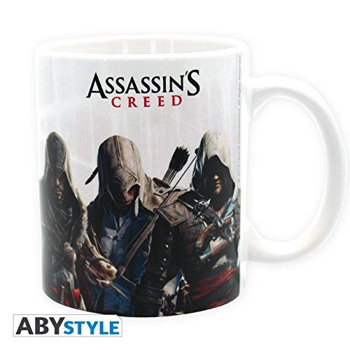 ABYstyle - ASSASSIN'S CREED - Tasse - 320 ml - Gruppe