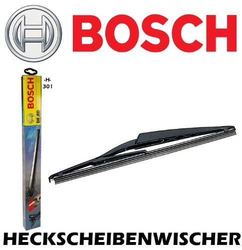 BOSCH H801 HECK 260 Heckscheibenwischer Heckwischer Scheibenwischer Wischerblatt Wischblatt Flachbalkenwischer Scheibenwischerblatt 2mmService