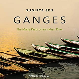 Ganges cover art