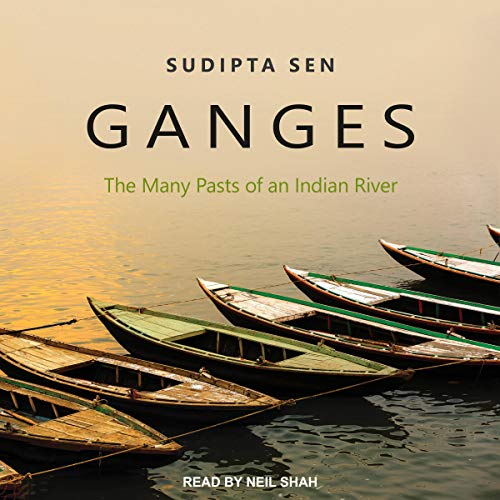 Ganges audiobook cover art