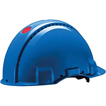 Casco de seguridad Azul Silverline 633503