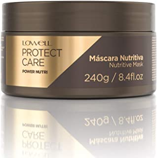 MÁSCARA POWER NUTRI PROTECT CARE 240G., Lowell