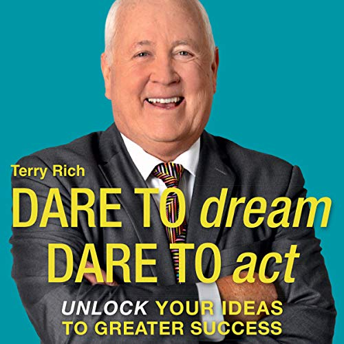 Dare to Dream, Dare to Act audiobook cover art
