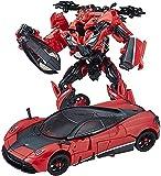 Nani?Wear Transformando los Juguetes de los Autos de Robots Transformer Toys Studio Series 02 Película 3 Decepticon Stinger Action Figure Regalos de cumpleaños para niños
