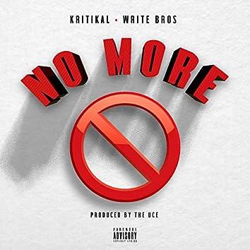 No More (feat. Write Bros)