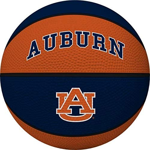 NCAA Auburn Tigers Crossover Full Size Basketball by Rawlings