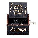 Antique style Harry Potter Caja De Música Caja De Música Caja De Música Caja De Música Personalizada Caja De Decoración Regalo HP1