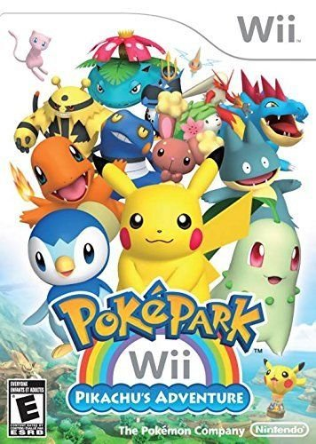 PokéPark Wii: Pikachus Adventure [US Import]