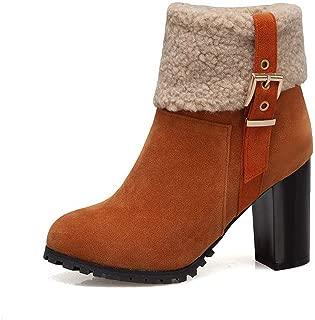 BalaMasa Womens ABS13988 Pu Boots