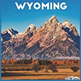Wyoming 2021 Wall Calendar: Official US State Calendar 2021