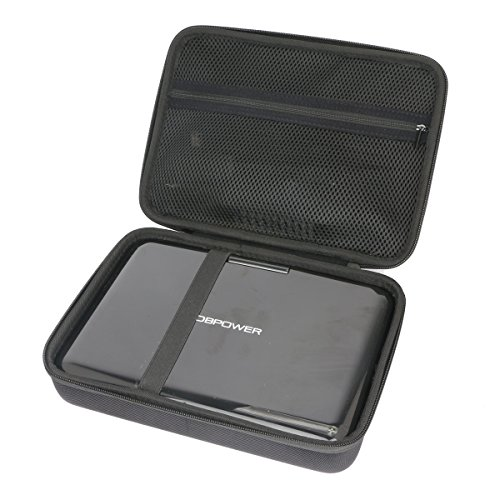 Great Features Of Khanka Hard Travel Case Replacement for DBPOWER 10.5 Portable DVD Player