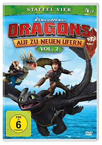 Dragons - Auf zu neuen Ufern, Staffel 4, Vol. 2