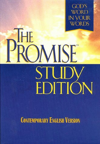 Compare Textbook Prices for The Promise: Contemporary English Version : Study Edition Study Guide Edition ISBN 9780840709059 by