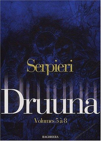 Druuna, (Coffret 2 : tomes 5 à 8)