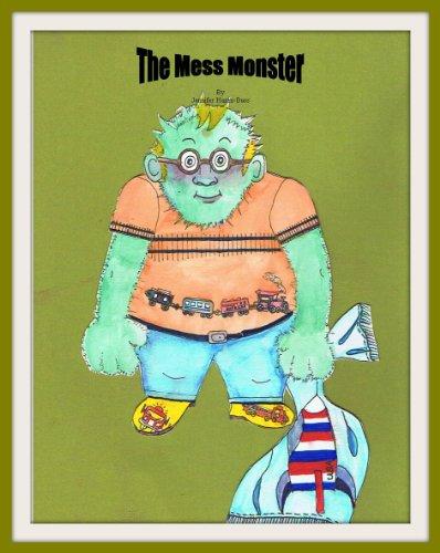 The Mess Monster (English Edition)