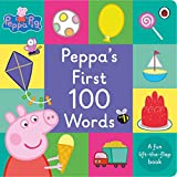 Peppa's First 100 Words (Peppa Pig)