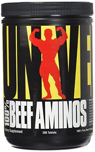 Universal - Ul Beef Amino'S 200 Tabs00 Tabs