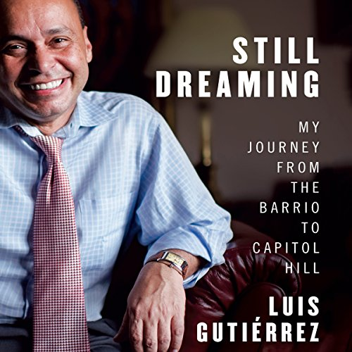 Still Dreaming audiobook cover art