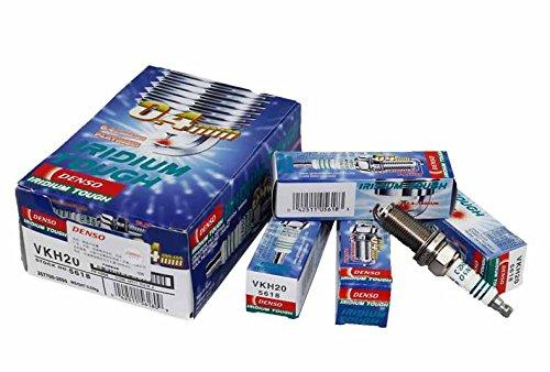 -BENZ KLASA E (W211) - (E 55 A Kompressor (211.076) ) - Bj. 2002.10 - 2008.12 - Motor: (5439 m3) - 8 Zündkerzen DENSO VKH20 IRIDIUM TOUGH - ein SET