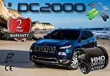 Kit hho idrogeno DC2000 più risparmio carburante per motori da 1400cc a 2400cc