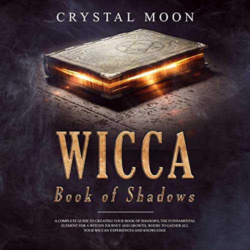 『Wicca Book of Shadows』のカバーアート