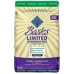 Blue Buffalo Basics Limited Ingredient Dog Food
