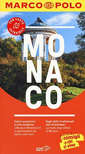 Monaco di Baviera. Con atlante stradale - Marco Polo