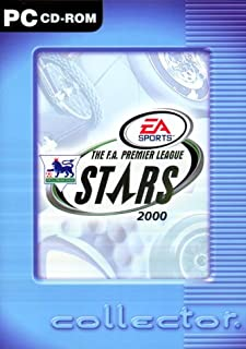 The FA Premier League Stars 2000 (Collector's Edition) by Electronic Arts