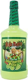 Baja Bob's Sugar Free ORIGINAL MARGARITA Mix, 1.75L - Cocktail Mixer - Keto Friendly - Low Calorie - Low Carb