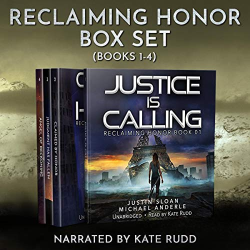 Reclaiming Honor Boxed Set (Books 1-4) audiobook cover art