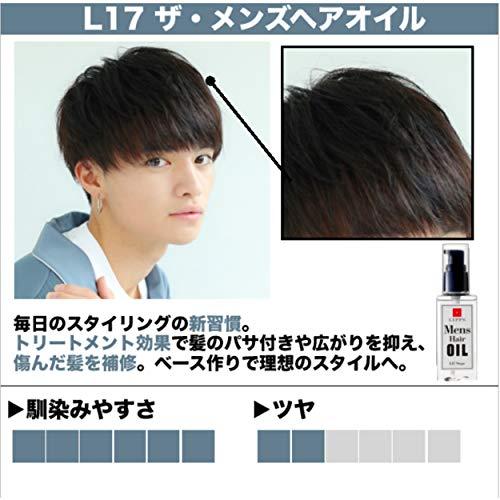 LIPPS(リップス)『L17LIPPSザ・メンズヘアオイルNタイプ』