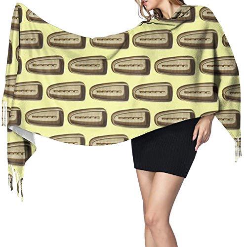 Dean's Edsel Grille zachte kasjmier sjaal Wrap sjaals lange sjaals voor vrouwen Office Party reizen 68X196 cm