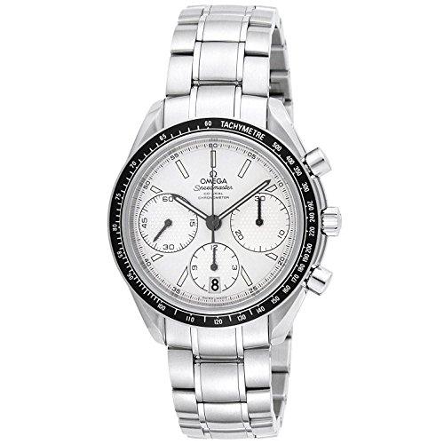 OMEGA Men's Speedmaster Case Quartz Analog Watch 326.30.40.50.02.001