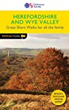 Herefordshire & the Wye Valley Short Walks (Pathfinder Guides)
