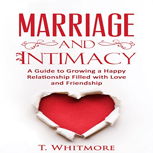 Marriage and Intimacy audiobook cover art