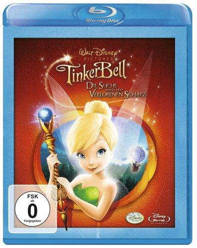 TinkerBell - Die Suche nach dem verlorenen Schatz [Blu-ray]