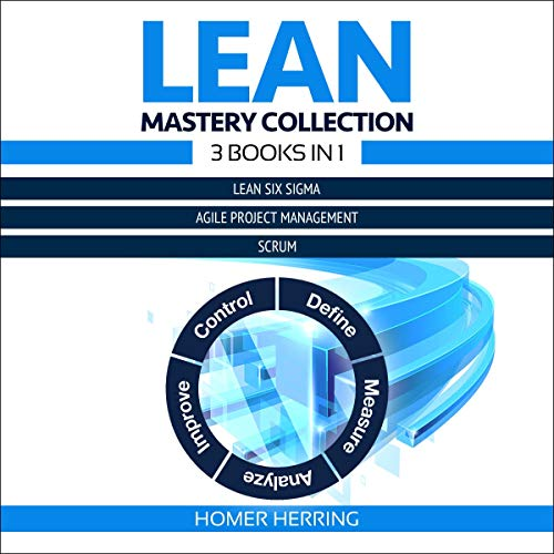 Lean Mastery Collection: 3 Books in 1 Titelbild