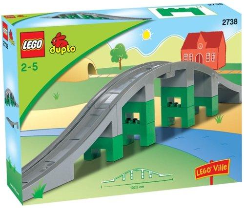 LEGO DUPLO 2738 Eisenbahnbrücke