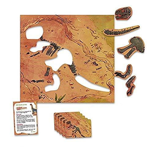 14-teiliges Suchspiel * DINOSAURIER * für Kindergeburtstag oder Motto-Party // Kinder Geburtstag Feier Fete Party Motto Dino T-Rex Triceratops